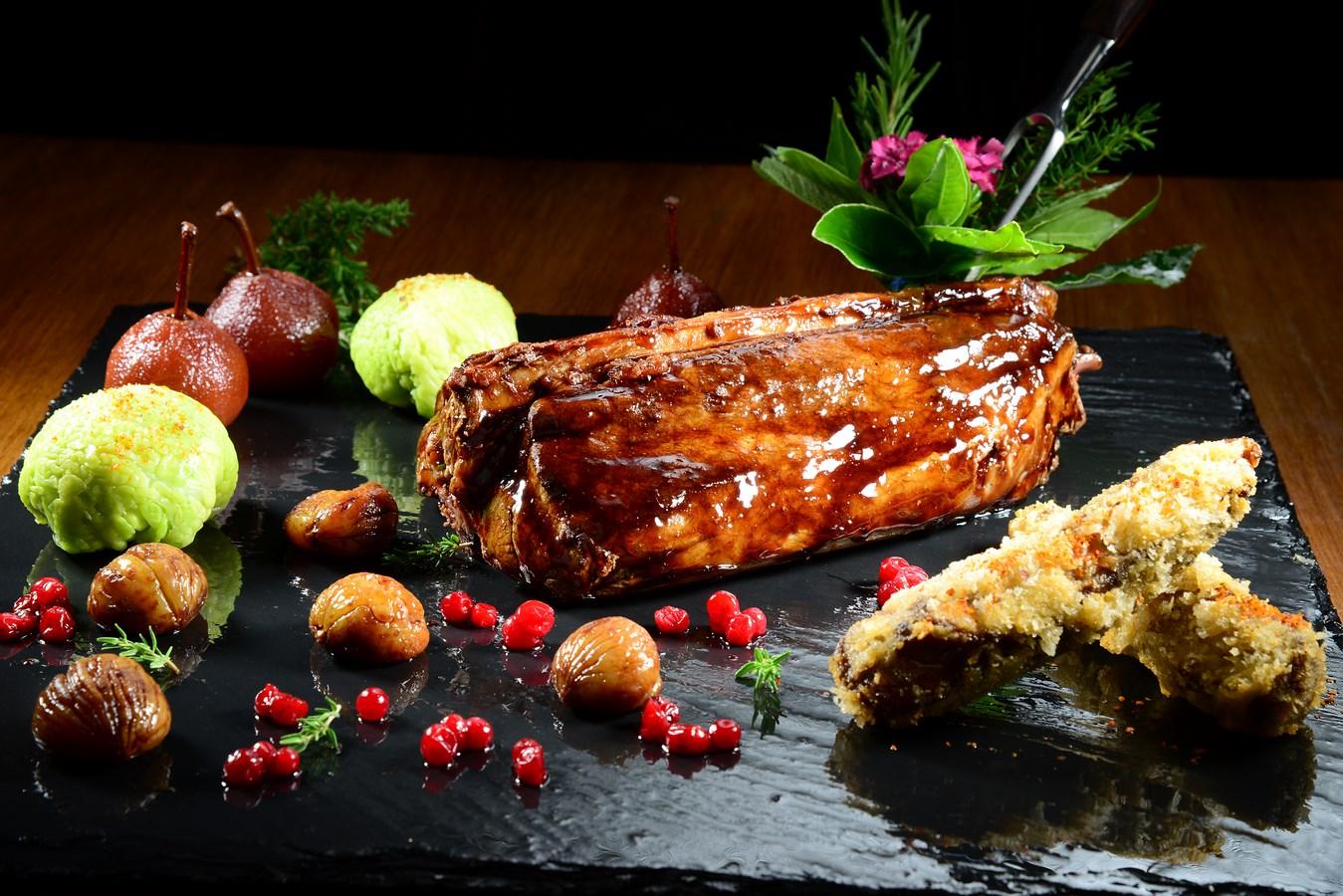 Cuisine Gault et Millau Geneve
