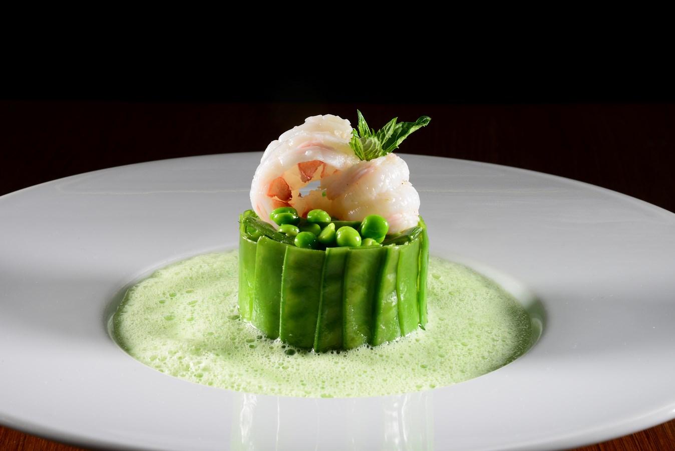 cuisine legere Geneve