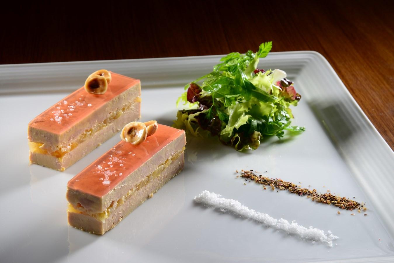 mousse foie gras maison Geneve