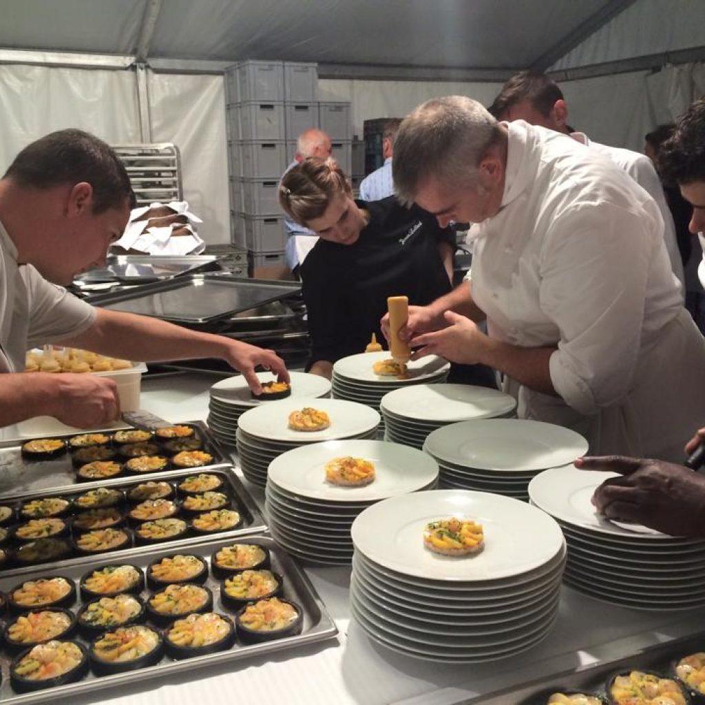Traiteur gastronomique Geneve