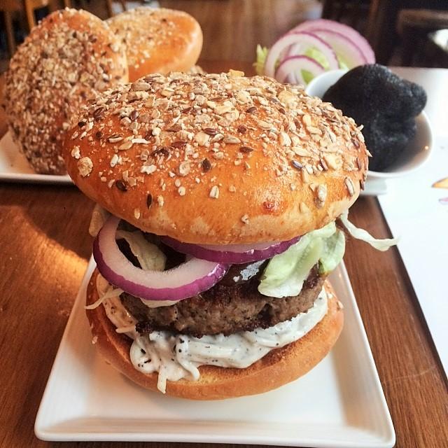 meilleur hamburger geneve