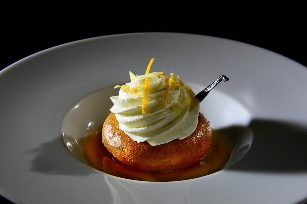 restaurant gastronomique banquets geneve